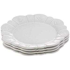 Lenox餐盘4个