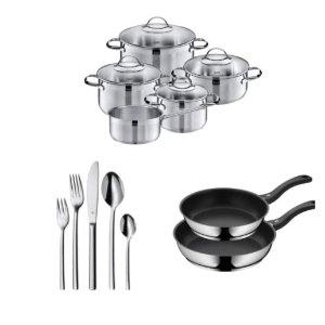 €55收平底锅套装Prime Day 狂欢价:WMF 厨具大促 收高质量厨具