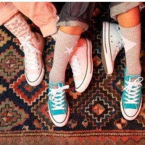 6折起Converse 经典款帆布鞋好价回归