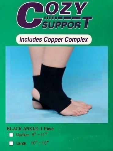 107 Ankle Standard (BLK)