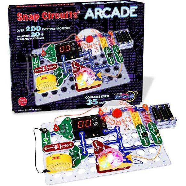 儿童益智电路玩具,35+个零件