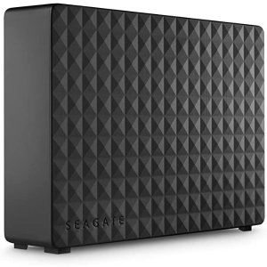SeagateSTEB10000400 10TB Expansion Desktop, Black