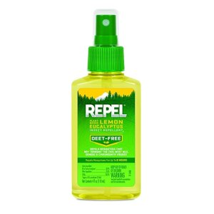 Repel 柠檬桉天然驱虫剂