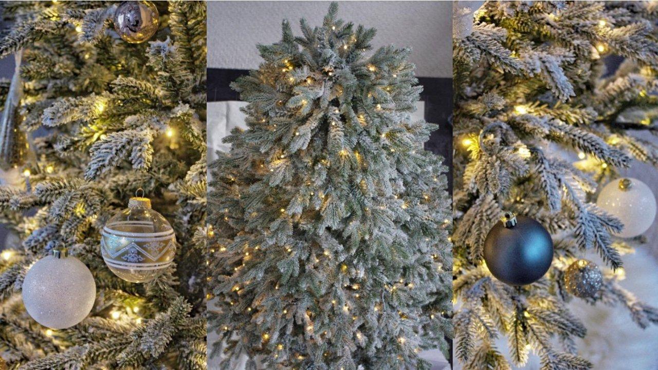 妙手回春2 | 自己在家动动手,就能拥有一棵被白雪覆盖的梦幻圣诞树
