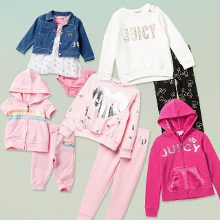 Up to 79% OffHautelook Juicy Couture Girls Clothing Sale