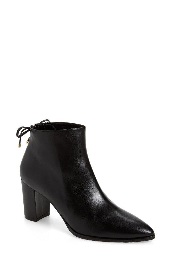 Gardiner Block 短靴