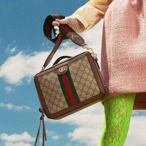 上新:Cettire 折扣专场,Gucci 双G皮带$353,CDG桃心平底$125