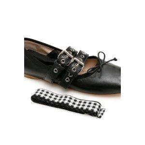 Miu MiuNAPPA 芭蕾鞋