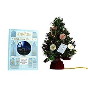 $25.11 (原价$39.99)Harry Potter 魔法假日圣诞倒数日历 25个惊喜收藏