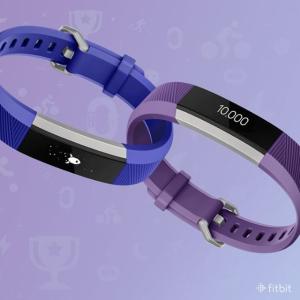 8折 心率、睡眠监测最后一天:eBay 精选 Fitbit 运动蓝牙智能手环热卖