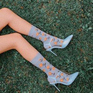 7折 不经意间的时尚Happy Socks 萌袜热卖 寒冬一样露脚腕 不怕妈妈训