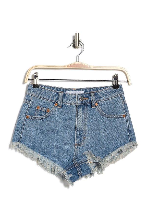 Kiri 牛仔短裤