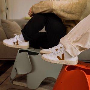 低至6折+免邮Veja 法国环保休闲鞋专场,收肖战同款