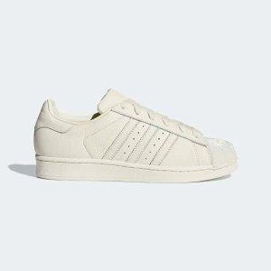 AdidasSuperstar 纯白