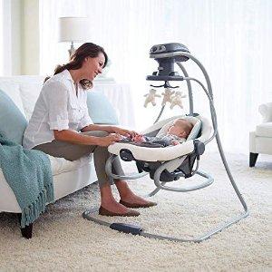 低至$76.49Graco 婴幼儿电动安抚摇椅,多款可选