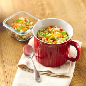 Corelle20-ounce Red Meal Mug™ with Lid