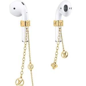 售价$350 到底香不香Louis Vuitton Airpods 耳机链路透来啦 有什么想法吗朋友