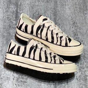 Converse码全低帮帆布鞋