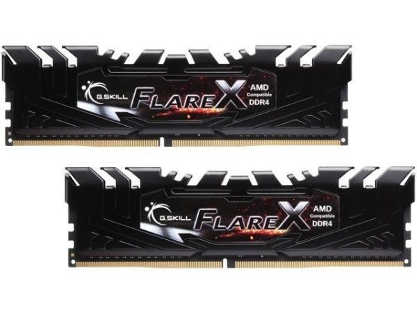 Flare X Series 16GB DDR4 3200 C14 台式机内存