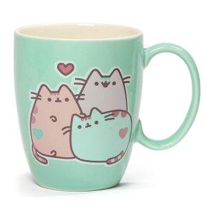$11.94Enesco Pusheen The Cat Pastel Stoneware Mug, 12 Ounce