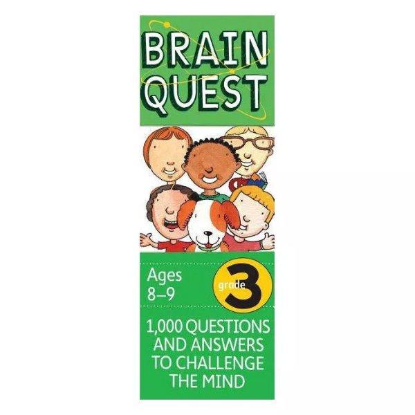 Brain Quest Grade 3 练习问题卡片