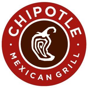 送主餐买1送1优惠劵Chipotle 价值$30 电子礼卡优惠活动