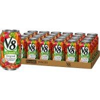 V8 原味低钠 100% 蔬菜汁 11.5 oz 24罐
