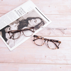 全单享6.5折 无需处方独家:GlassesShop 时尚眼镜大促 镜框镜片都参加