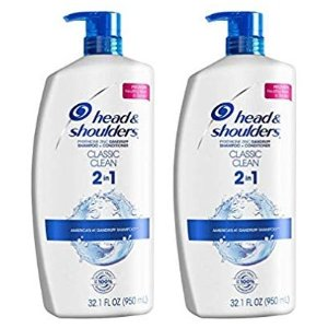 30% OffHead and Shoulders Shampoo and Conditioner
