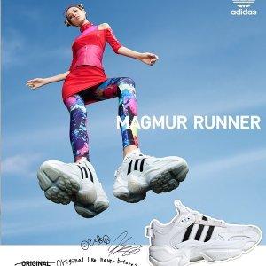 水原希子海报款Magmur 新款跑鞋
