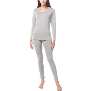 一套仅€17.99LAPASA 秋衣套装 内层含绒 陪你温暖过冬