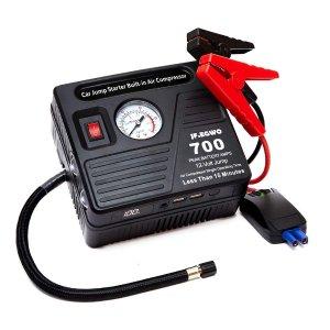 $36 (原价$89.99)车用便携启动器 + 充气泵 + 手机充电宝