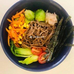 单包300克仅售€1.65A+ HoSan 日式健康荞麦面 营养口感双在线