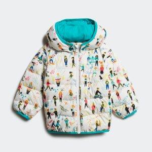 Adidas保暖羽绒外套 婴童款