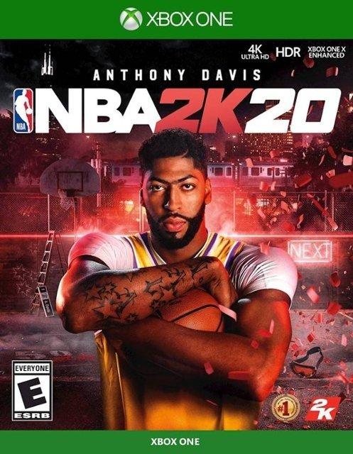 NBA 2K20 标准版 - Xbox One