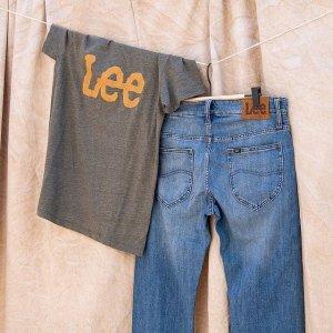 低至1.5折+免邮!€29收牛仔裤LEE 美国著名牛仔裤品牌热促 男女装都有 经典时尚永不过时