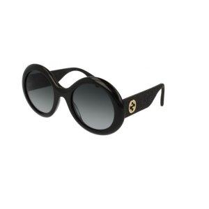 Gucci女士圆形太阳镜