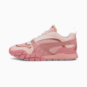 Puma樱花粉运动鞋