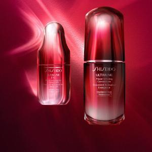 套装低至7.5折起 + 直邮中国Shiseido 11.11全线7.8折,红腰子精华30ml+盼丽丰姿日霜50ml套装¥1005