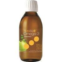 青苹果味 液体 Omega-3 +维他命D 200ml