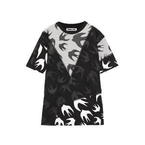 McQ Alexander McQueen燕子T恤