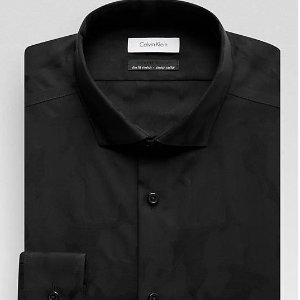 $9.99 (Org.$109.50)Calvin Klein Black Shirt @ Men's Wearhouse