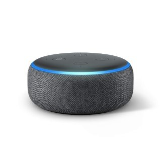 $24.99 (原价$49.99)Amazon Echo Dot 3代智能音箱