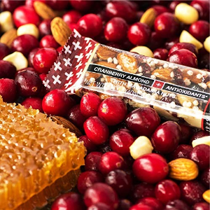 $11.31 + Free ShippingKIND Bars, Cranberry Almond + Macadamia Nuts (12 Count)