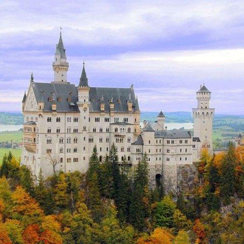 有出行计划的请收藏德国金秋游玩 五大自然公园推荐 畅游童话般的王国