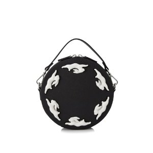 AndresgallardoRound Rabbits Bag