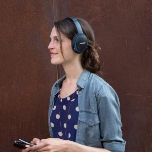 $189包邮(原价$269)Bose SoundLink II 蓝牙无线包耳式耳机 舒适轻巧 声音细腻
