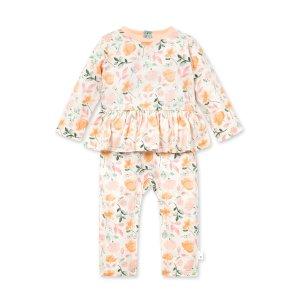 Burt's Bees Baby女婴童套装