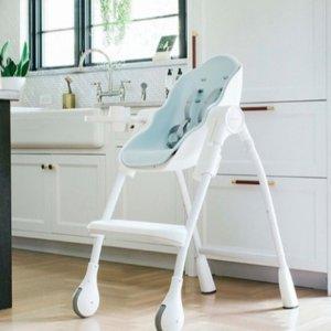 8折 高颜值简洁风Oribel Cocoon 新加坡成长型多功能餐椅 物超所值