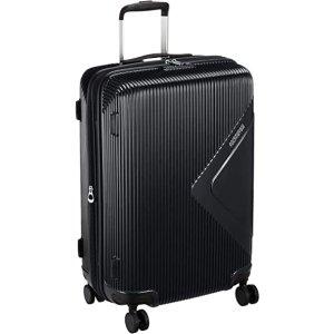 American Tourister Modern Dream Hardside Spinner Suitcase, 69 Centimeters, Black